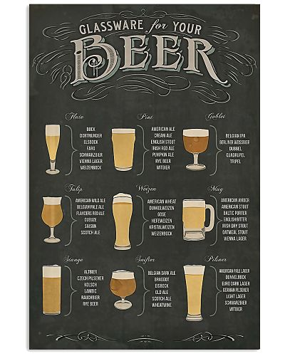 GLASSWARE FOR YOUR BEER