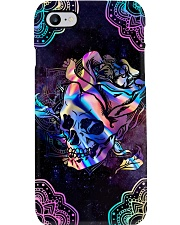 Skull Rose Phone Case i-phone-7-case