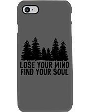 LOSE YOUR MIND - FIND YOUR SOUL Phone Case thumbnail
