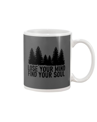 LOSE YOUR MIND - FIND YOUR SOUL