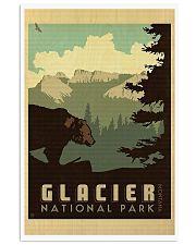 GLACIER 11x17 Poster front