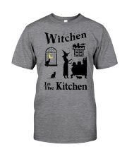WITCHEN IN THE KITCHEN Classic T-Shirt thumbnail