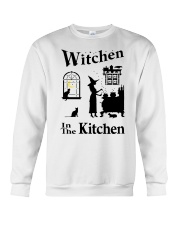 WITCHEN IN THE KITCHEN Crewneck Sweatshirt thumbnail