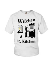 WITCHEN IN THE KITCHEN Youth T-Shirt thumbnail