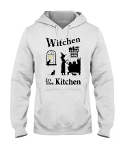 WITCHEN IN THE KITCHEN Hooded Sweatshirt thumbnail