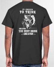 Like a fish Classic T-Shirt garment-tshirt-unisex-back-04