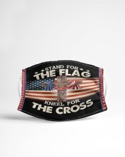 STAND FOR THE FLAG Cloth Face Mask - 3 Pack aos-face-mask-lifestyle-22