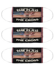 STAND FOR THE FLAG Cloth Face Mask - 3 Pack front