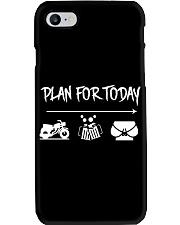 BIKER PLAN T-SHIRT Phone Case thumbnail