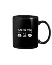 BIKER PLAN T-SHIRT Mug thumbnail