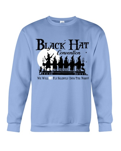 BLACK HAT CONVENTION WE WILL NOT FLY SILENTLY