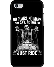 NO RULES JUST RIDE Phone Case thumbnail