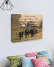 Always lead you home 20x16 Gallery Wrapped Canvas Prints aos-canvas-pgw-20x16-lifestyle-front-02