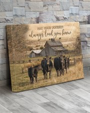 Always lead you home 20x16 Gallery Wrapped Canvas Prints aos-canvas-pgw-20x16-lifestyle-front-20
