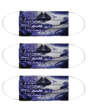 My Attitude Depends On You 5 Cloth Face Mask - 3 Pack front