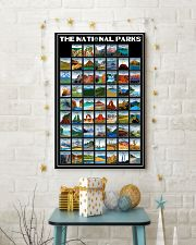 THE NATIONAL PARKS - 61 NPS 16x24 Poster lifestyle-holiday-poster-3