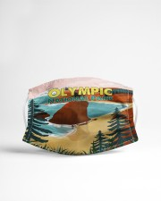 Olympic National Park Cloth Face Mask - 3 Pack aos-face-mask-lifestyle-22