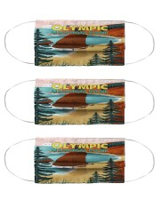 Olympic National Park Cloth Face Mask - 3 Pack front