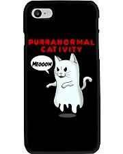 PURRANORMAL CATIVITY Phone Case thumbnail