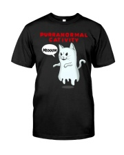 PURRANORMAL CATIVITY Classic T-Shirt front