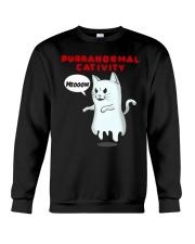 PURRANORMAL CATIVITY Crewneck Sweatshirt thumbnail
