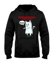 PURRANORMAL CATIVITY Hooded Sweatshirt thumbnail