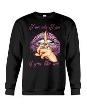 YOU LIKE ME Crewneck Sweatshirt thumbnail