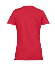 BLACK HAT RIDING SOCIETY Ladies T-Shirt women-premium-crewneck-shirt-back