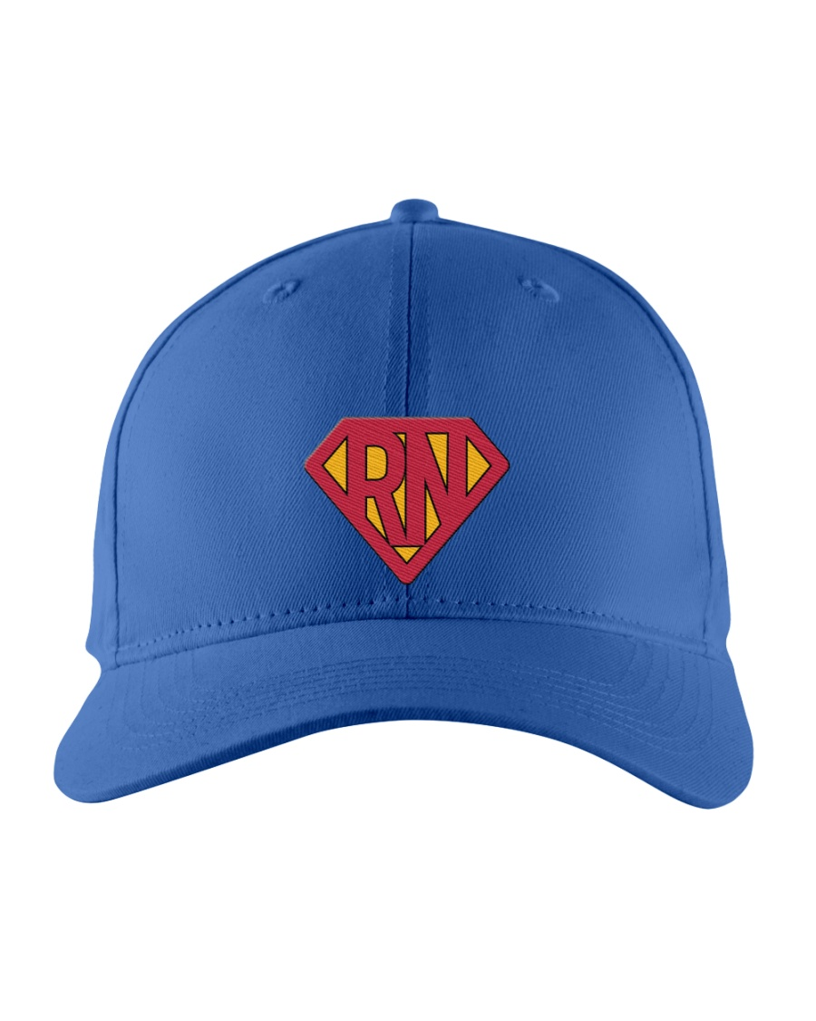 SUPER NURSE Embroidered Hat