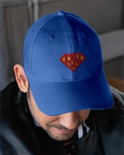 SUPER NURSE Embroidered Hat garment-embroidery-hat-lifestyle-02