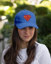SUPER NURSE Embroidered Hat garment-embroidery-hat-lifestyle-07