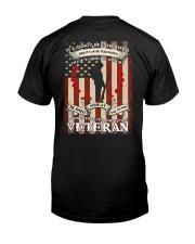 EARNED IT Classic T-Shirt back