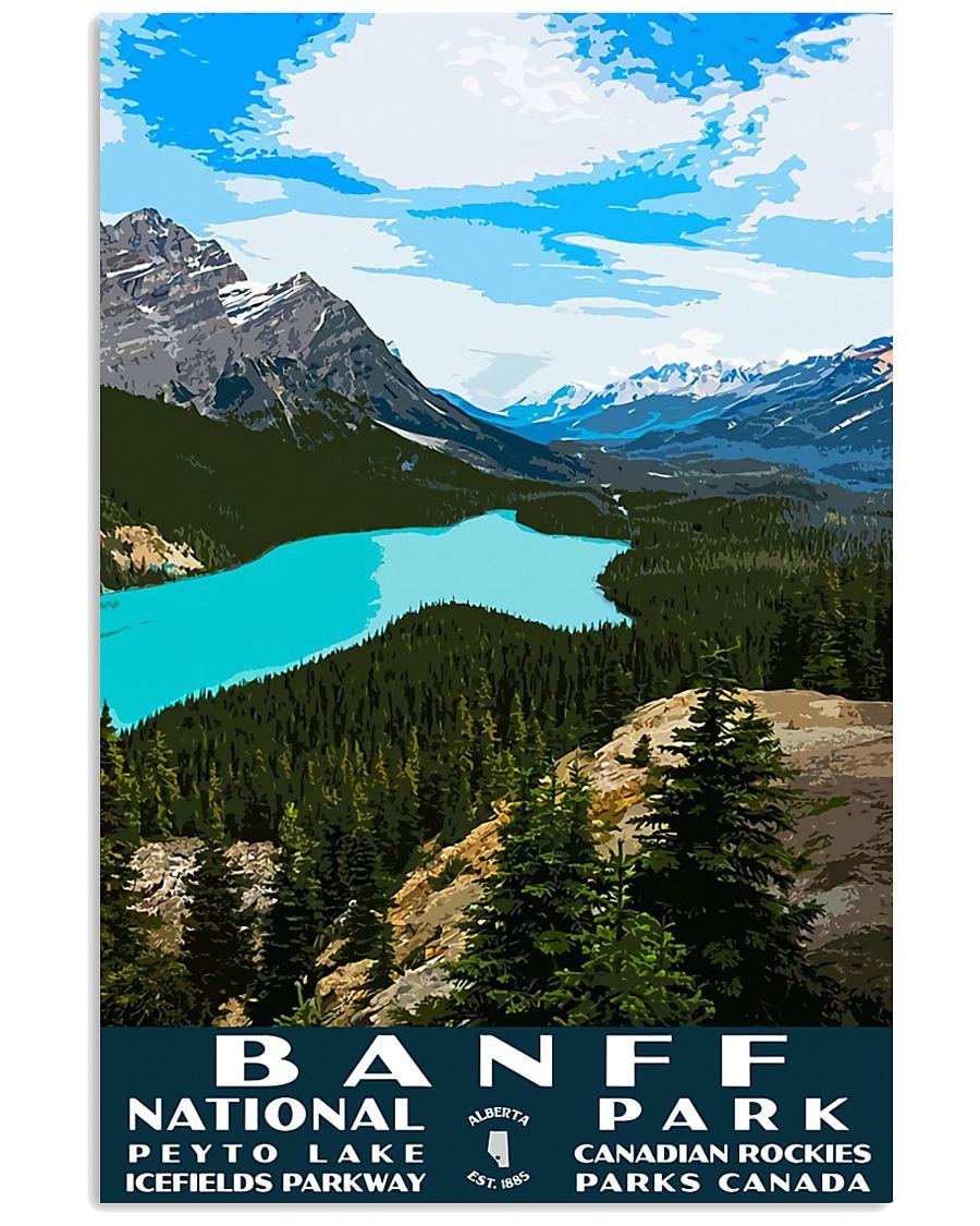BANFF NATIONAL PARK 16x24 Poster