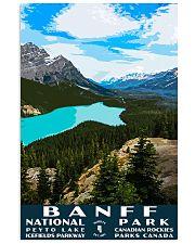 BANFF NATIONAL PARK 16x24 Poster front