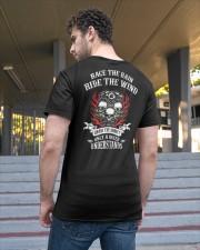 CHASE Classic T-Shirt apparel-classic-tshirt-lifestyle-back-48