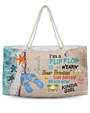 LIMITED EDITION Weekender Tote back