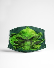 Skull 420  Cloth face mask aos-face-mask-lifestyle-22