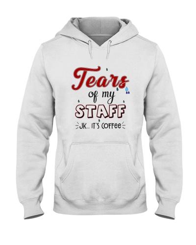 TEARS OF MY STAFF