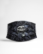 HANDS FROM HELL Cloth face mask aos-face-mask-lifestyle-22