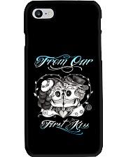 FIRST KISS LAST T-SHIRT 2 Phone Case thumbnail