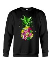 FLOWER PINEAPPLE Crewneck Sweatshirt thumbnail
