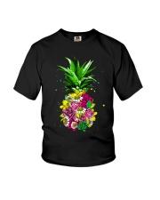 FLOWER PINEAPPLE Youth T-Shirt thumbnail