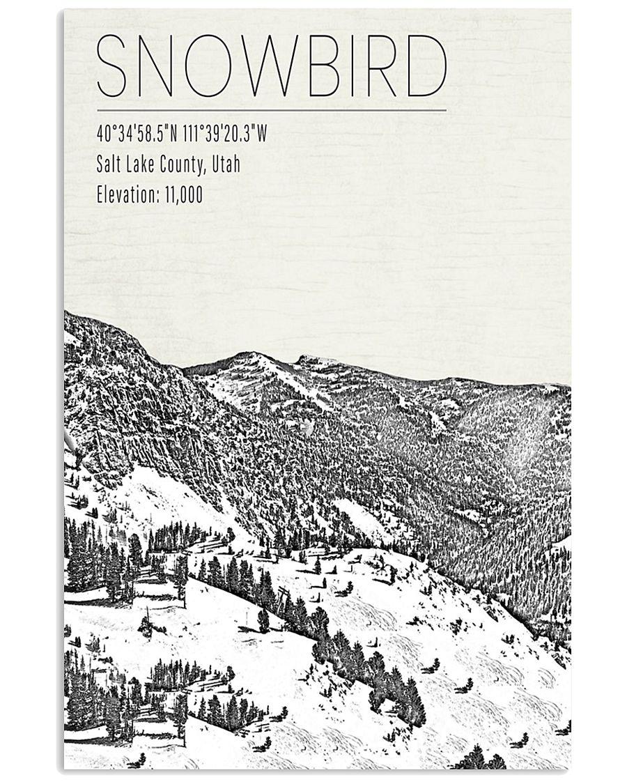 SNOWBIRD POSTER 16x24 Poster