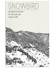 SNOWBIRD POSTER 16x24 Poster front