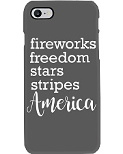 Great idea for Independence Day Phone Case thumbnail