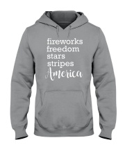 Great idea for Independence Day Hooded Sweatshirt thumbnail