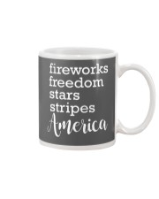 Great idea for Independence Day Mug thumbnail