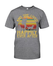 And she lived happily ever after  Classic T-Shirt thumbnail