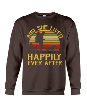 And she lived happily ever after  Crewneck Sweatshirt thumbnail