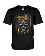 SUNSET V-Neck T-Shirt thumbnail